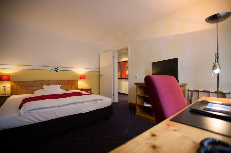 Hotelzimmer Hotel Buerkle