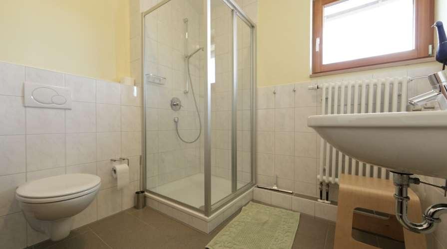 Alb Lodge Traumblick Badezimmer