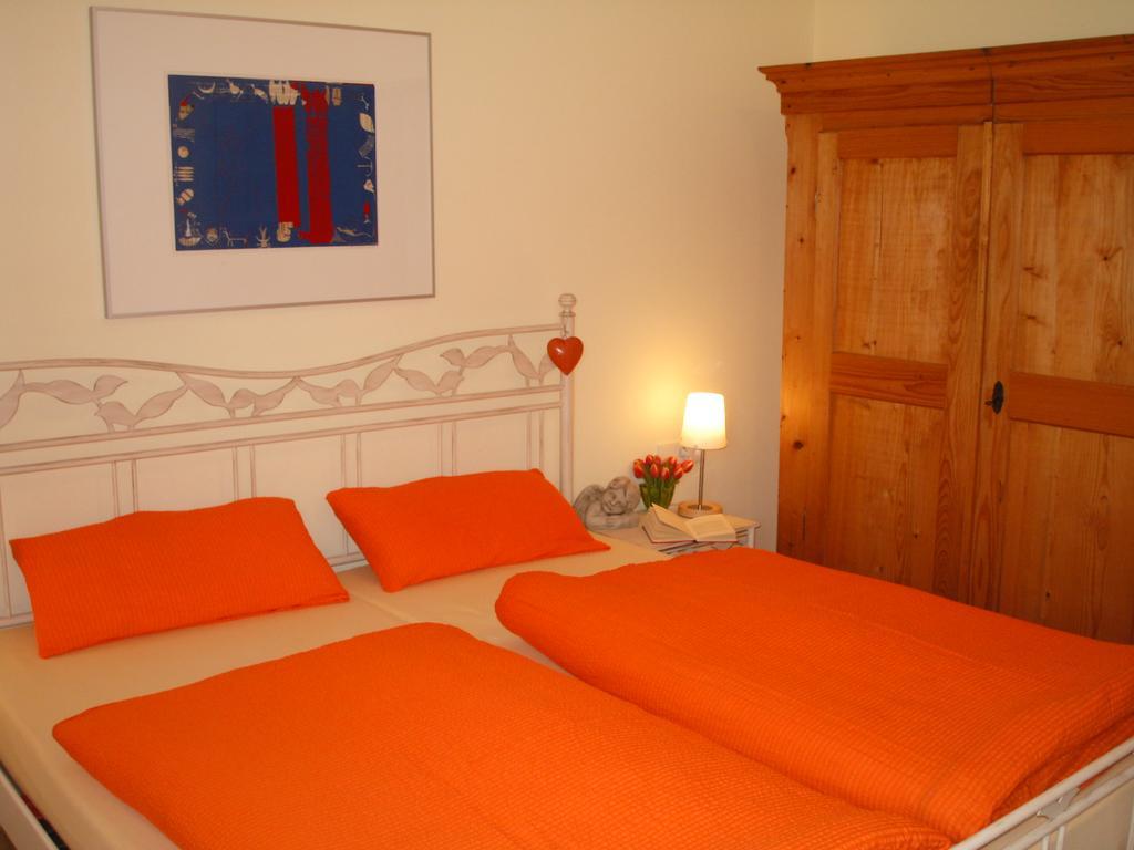 Alb Lodge Traumblick Schlafzimmer