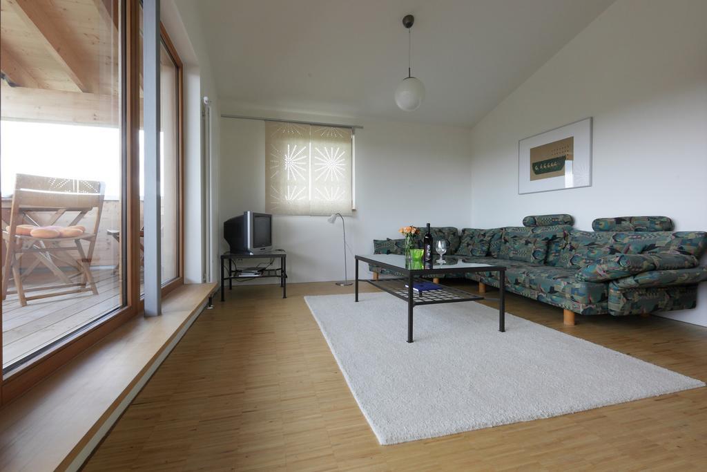 Alb Lodge Traumblick Wohnbereich